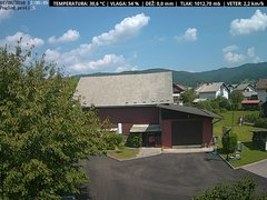 view from VREME ŽIRI-cam-1-SV on 2018-08-07