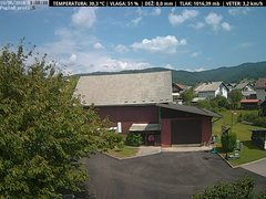 view from VREME ŽIRI-cam-1-SV on 2018-08-10