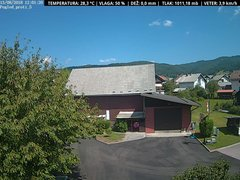 view from VREME ŽIRI-cam-1-SV on 2018-08-13