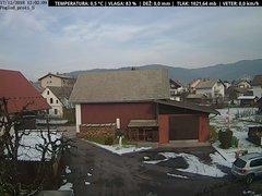 view from VREME ŽIRI-cam-1-SV on 2018-12-17