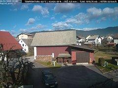 view from VREME ŽIRI-cam-1-SV on 2019-01-06
