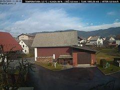 view from VREME ŽIRI-cam-1-SV on 2019-01-09