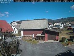 view from VREME ŽIRI-cam-1-SV on 2019-03-12