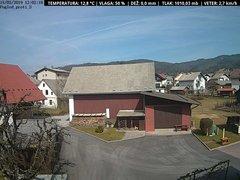 view from VREME ŽIRI-cam-1-SV on 2019-03-15