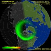 view from Aurora Forecast on 2018-10-01