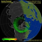 view from Aurora Forecast on 2018-10-29