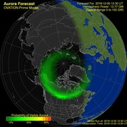view from Aurora Forecast on 2018-12-05