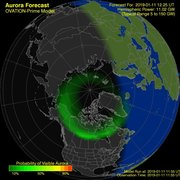view from Aurora Forecast on 2019-01-11