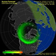view from Aurora Forecast on 2019-01-15