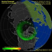 view from Aurora Forecast on 2019-01-21