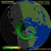 view from Aurora Forecast on 2019-03-18