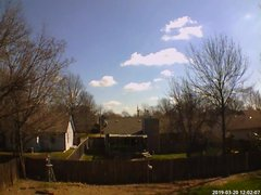 view from Logan's Run Cam2 on 2019-03-20