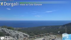 view from Monte Longu on 2019-03-10