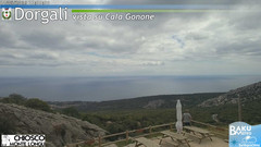 view from Monte Longu on 2019-05-14
