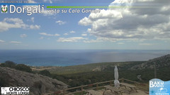 view from Monte Longu on 2019-05-18