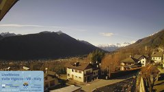 view from Valle Vigezzo on 2018-12-31