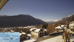 view from Valle Vigezzo on 2019-02-04