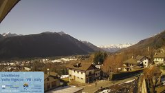 view from Valle Vigezzo on 2019-02-18