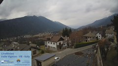 view from Valle Vigezzo on 2019-03-04