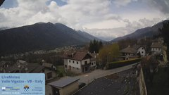 view from Valle Vigezzo on 2019-04-12