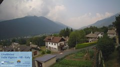 view from Valle Vigezzo on 2019-07-25