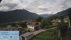 view from Valle Vigezzo on 2019-07-28
