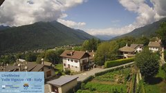 view from Valle Vigezzo on 2019-08-15
