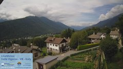view from Valle Vigezzo on 2019-08-17