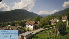 view from Valle Vigezzo on 2019-08-21