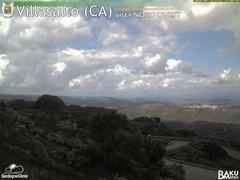 view from Villasalto on 2018-09-19