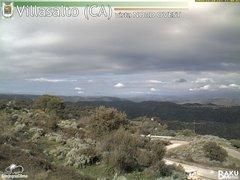 view from Villasalto on 2018-11-10