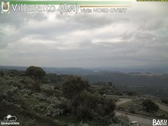 view from Villasalto on 2018-11-15