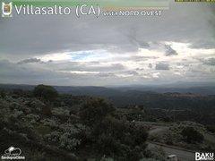 view from Villasalto on 2018-11-17