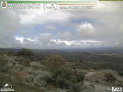 view from Villasalto on 2019-05-20