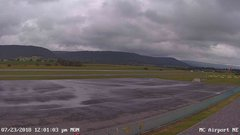 view from Mifflin County Airport (east) on 2018-07-23