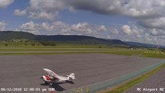 view from Mifflin County Airport (east) on 2018-08-12