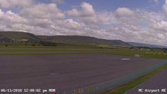 view from Mifflin County Airport (east) on 2018-08-13