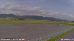 view from Mifflin County Airport (east) on 2018-10-01