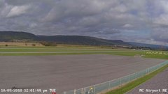 view from Mifflin County Airport (east) on 2018-10-09