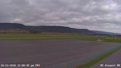 view from Mifflin County Airport (east) on 2018-10-12
