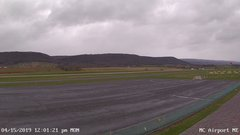 view from Mifflin County Airport (east) on 2019-04-15