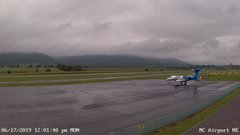 view from Mifflin County Airport (east) on 2019-06-17