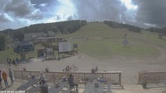 view from Angel Fire Resort - Base on 2018-09-03