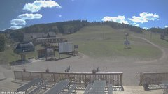 view from Angel Fire Resort - Base on 2018-09-18