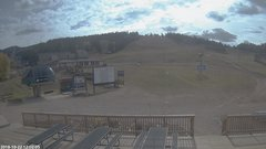 view from Angel Fire Resort - Base on 2018-10-22