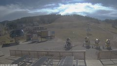 view from Angel Fire Resort - Base on 2018-10-29