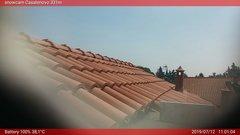 view from Snowcam Casatenovo on 2019-07-12