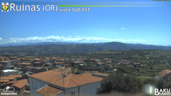 view from Ruinas SE on 2019-05-22