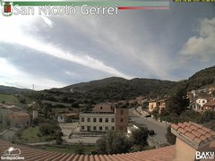 view from San Nicolò on 2018-10-08