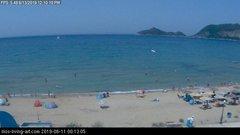 view from Agios Georgios NW Corfu Greece on 2019-06-13